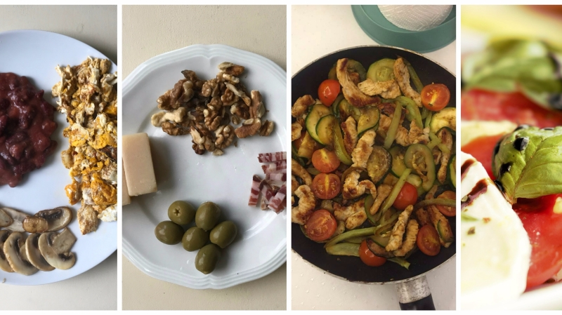 A great plan for a healthy nutrition for weight loss or muscle gain. Food choice is the same, only thing that varies is the amount of the food on the plate. Use this simple nutrition tips to achieve your goals.