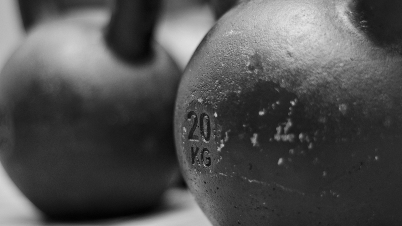 Kettlebell HIIT for fat loss